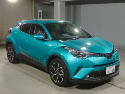 Toyota C-HR 2016 года в Новосибирске