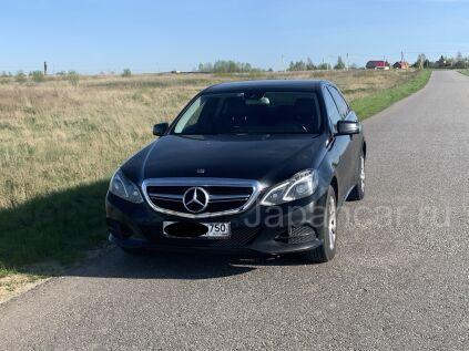 Mercedes-Benz E-Class 2013 года в Москве