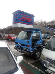Автовышка Isuzu AICHI SK200 1991 года в Екатеринбурге