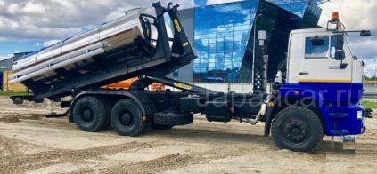 Вакуумная машина КАМАЗ сменное оборудование 2021 года в Москве