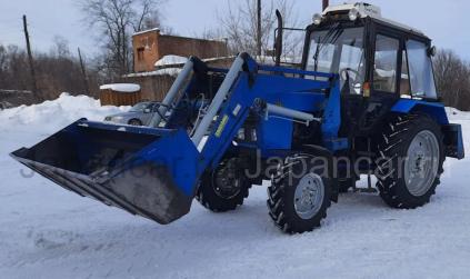 Трактор колесный МТЗ 82.1 2013 года в Москве