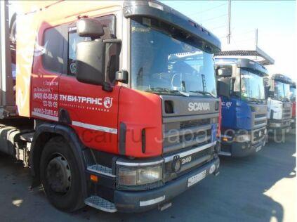 Седельный тягач Scania P114 GA4X2HNA 340 2007 года в Тольятти