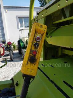 Пресс-подборщик Claas Rollant 250