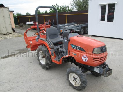 Трактор колесный Kubota KJ11 2005 года в Краснодаре