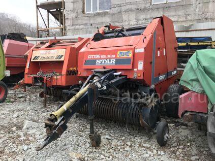 Пресс-подборщик STAR BIG4000 во Владивостоке