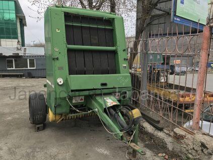 Пресс-подборщик John Deere 550 во Владивостоке