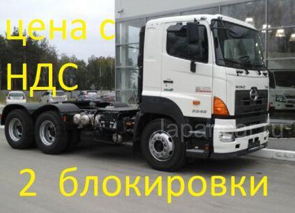 Седельный тягач Hino 700 2014 года в Хабаровске