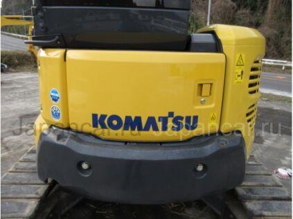 Экскаватор мини KOMATSU PC40MR-3N1 2013 года в Москве