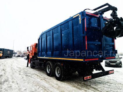 Самосвал+кран Камаз 65115 с VM10 2019 года в Екатеринбурге