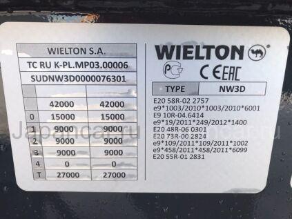 Полуприцеп WIELTON NW 3 S30 НP Konisch 2019 года в Новосибирске