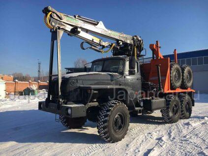 Лесовоз УРАЛ 55571 2020 года в Иркутске