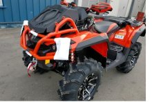 квадроцикл BRP BRP 1000 XMR