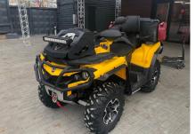 квадроцикл BRP OUTLANDER 1000 MAX XT купить по цене 165000 р. во Владивостоке