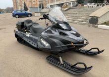 снегоход BRP 69 YETI ARMY 600 E-TEC купить по цене 134000 р. в Москве