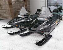 снегоход POLARIS 550 WIDETRAK LX
