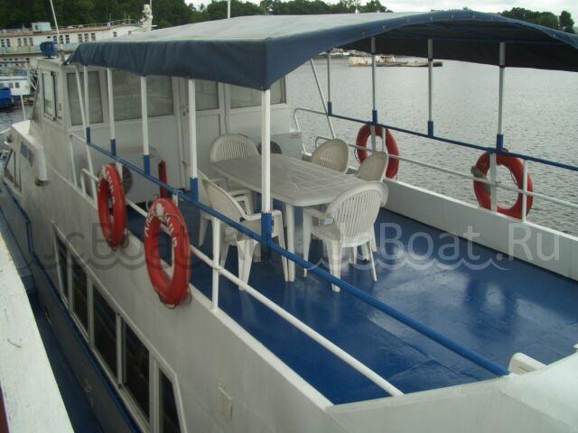 теплоход класс судна «Р», проект № 1660 1991 года
