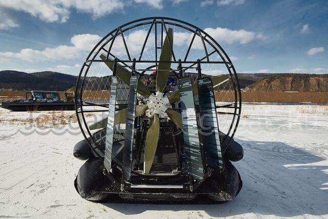 аэролодка СЕВЕР 750К 0 года