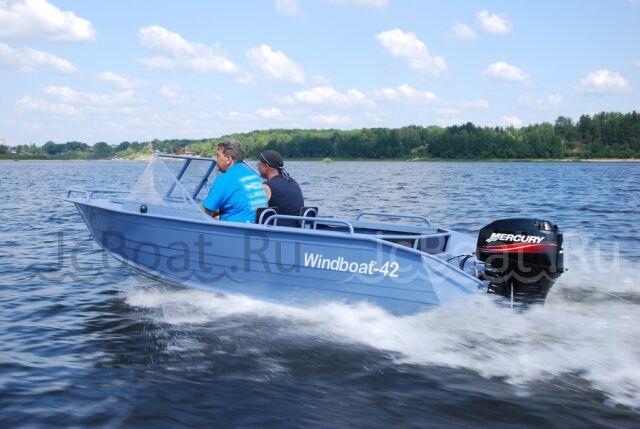 катер WINDBOAT 42 M PRO 2018 года