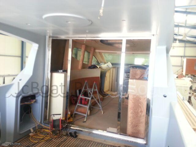 яхта моторная R60 2014 года