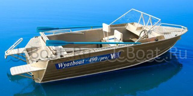 катер WYATBOAT 490 PRO 2018 года