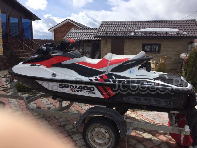 водный мотоцикл SEA-DOO Wake pro 215 2015 года