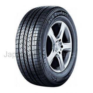 Летниe шины Continental 4*4contact 205/70 15 дюймов новые в Нижнем Новгороде