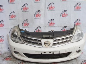 Nose cut на Nissan Tiida C11 HR15DE