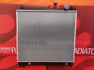 Радиатор двигателя на Nissan Pathfinder R51