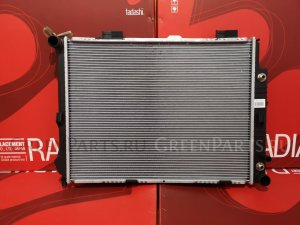 Радиатор двигателя на Mercedes-benz E-CLASS STATION WAGON S210.261 112.911