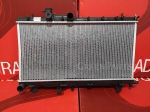 Радиатор двигателя на Subaru Impreza GD