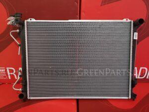 Радиатор двигателя на Hyundai Sonata G4KD