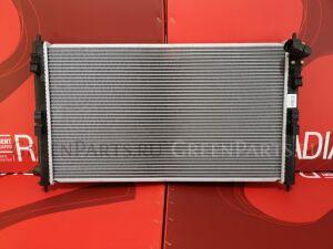 Радиатор двигателя на Citroen C4 4N13