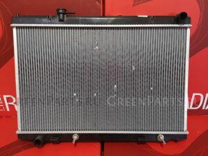 Радиатор двигателя на Infiniti M35 3.5 V6