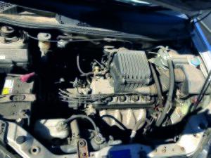 Телевизор на Honda HR-V GH3 D16A