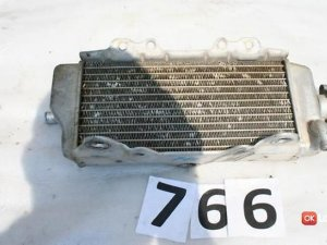 Радиатор на HONDA crf450r
