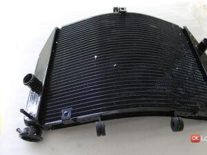 Радиатор на KAWASAKI ZX-6R NINJA
