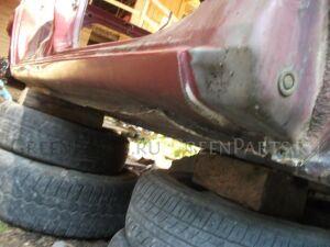 Порог кузова на Toyota Sprinter AE110 5A-FE