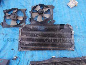 Радиатор кондиционера на Toyota Corolla CE100 2C