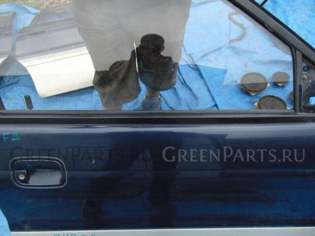 Молдинг стекла на Mitsubishi Chariot N38W 4D68