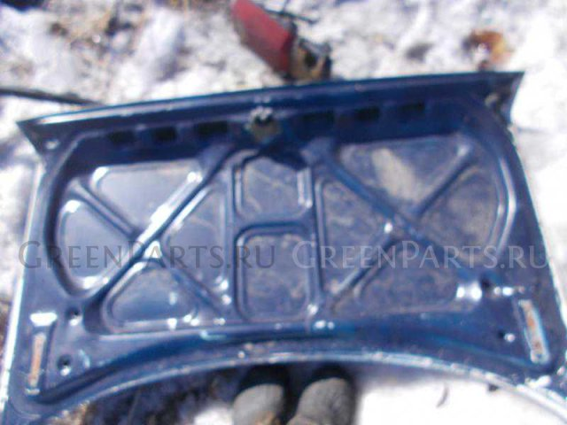 Крышка багажника на Toyota Mark II GX81 1G-FE