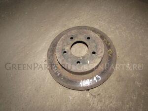 Тормозной диск на Nissan X-Trail T31 MR20
