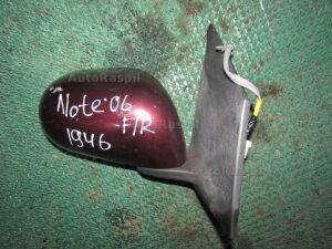 Зеркало на Nissan Note E11 HR15DE