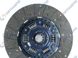 Диск сцепления на Hino Profia FN1F, FN634, FN635, FN638, FS1K, FS633, FU633, SH1 F17D, F17D-T, EF750T, K13C 170108