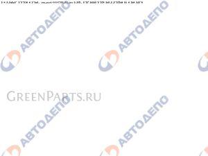 Радиатор охлаждения двигателя subaru