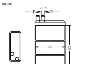 Радиатор отопителя салона Nissan