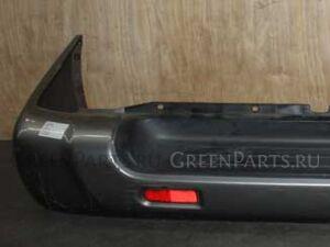 Бампер на Nissan Terrano R50