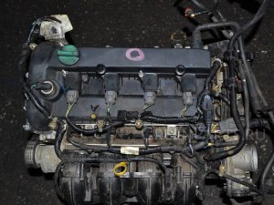Двигатель на Mazda AXELA/3/5/6 BKEP/BK/CR/GH LF-VE BLACK