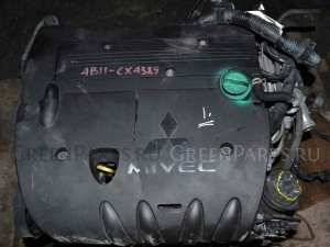 Двигатель на Mitsubishi Galant Fortis CY4A/CX4A 4B11 CVT