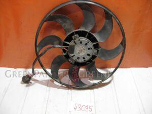 Вентилятор радиатора на Ford Focus