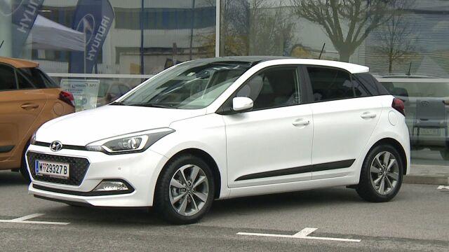 Фара на Hyundai